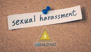 Sexual Harassment - HR Hazmat